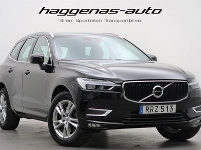 begagnad Volvo XC60 D4 AWD Drag 2018, SUV 369 000 kr