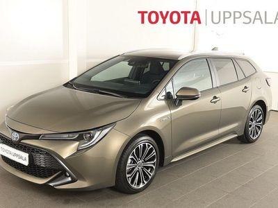 begagnad Toyota Corolla 1,8 TS Style Hybrid aut.