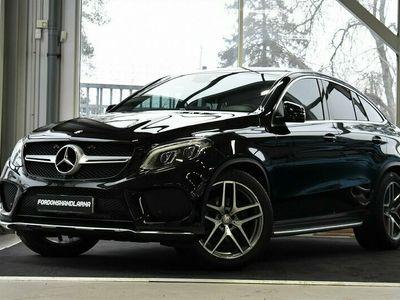 begagnad Mercedes GLE350 COUPE AMG 258HK 3500KR/MÅNADEN
