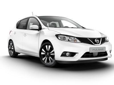 begagnad Nissan Pulsar DIG-T 115 N-Connecta Xtronic Safety Led