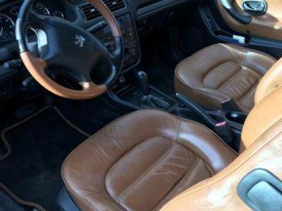 begagnad Peugeot 406 Coupe V6 3.0 nybytt kamrem -00