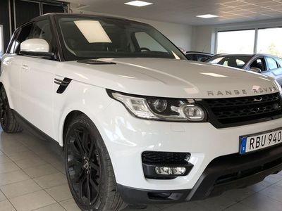 used Land Rover Range Rover Sport TdV6 3.0 HSE Euro 6