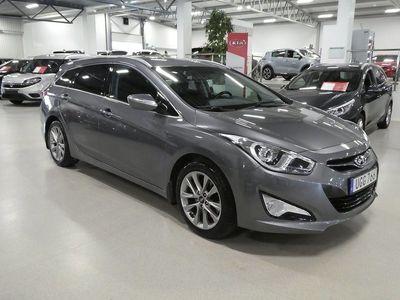 begagnad Hyundai i40 1.7 CRDi Comfort Plus Navigation