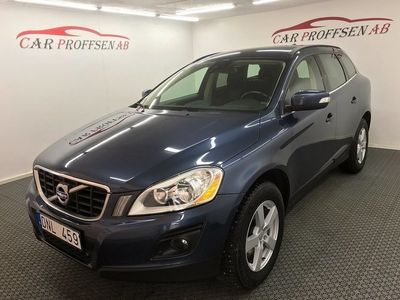 begagnad Volvo XC60 2.4D AWD Geartronic Momentum 163hk