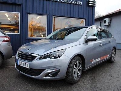 begagnad Peugeot 308 CC Sw Allure BlueHDi 120 Automat (A Navi, V-hjul)