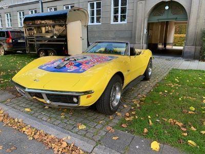 begagnad Chevrolet Corvette 1969 cab LS1 Kompressor