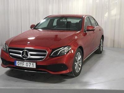 brugt Mercedes E220 E-KLASSW213 (194hk)