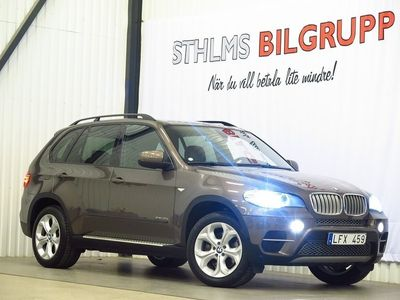 begagnad BMW X5 xDrive40d Steptronic Sport Line 306hk