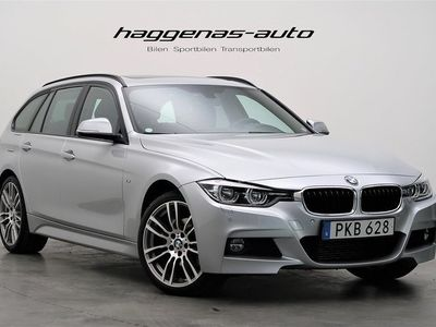begagnad BMW 320 d Touring XDrive / M-Sport / SE SPEC -17