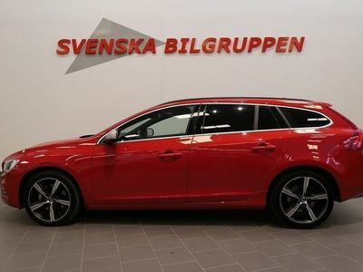 used Volvo V60 T6 AWD Momentum R-Design Aut PDC