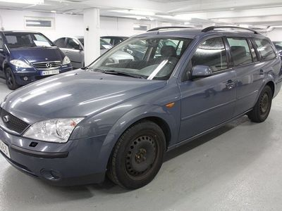 begagnad Ford Mondeo Kombi 1.8 125hk