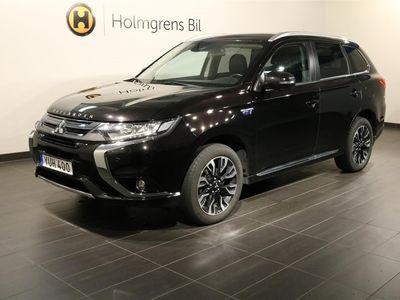begagnad Mitsubishi Outlander P-HEV Komfort
