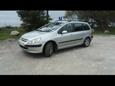 begagnad Peugeot 307 XS 2.0kombi