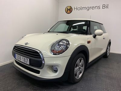 begagnad Mini ONE 102hk / Privatleasing 2188:- /mån