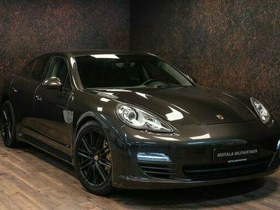 begagnad Porsche Panamera Diesel S   SPORT CHRONO   LUFT   4-ZON   NA
