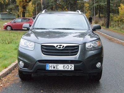 begagnad Hyundai Santa Fe 2.2 CRDi 4WD Shiftronic 7-sits 200hk