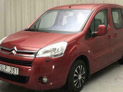 begagnad Citroën Berlingo Family III 1.6 HDI 2012, Transportbil Pris 40 000 kr