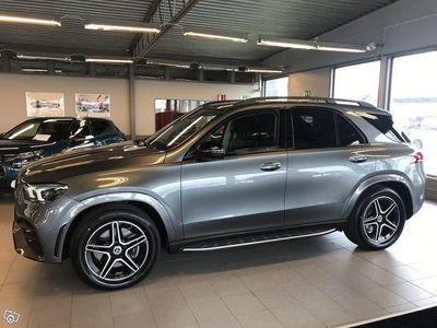begagnad Mercedes 300 GLEd 4Matic AMG Dragkrok Värmare