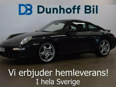 begagnad Porsche 911 Carrera S 355hk Sv-Såld )