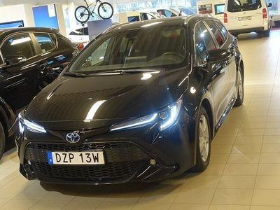 begagnad Toyota Corolla 2,0 HYBRID TS STYLE V-HJUL