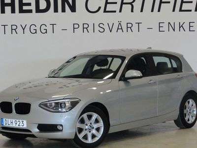 used BMW 118 d 5D Aut PDC Xenon 1-Ägare
