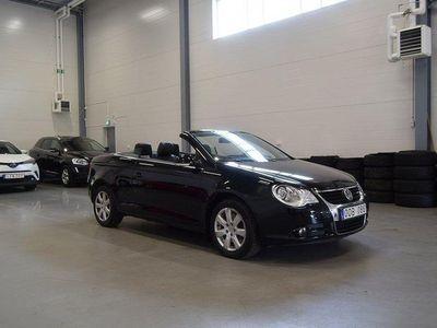 begagnad VW Eos 2.0 TFSI Sport 200hk Drag Panorma