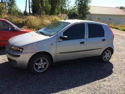 begagnad Fiat Punto 5-dörrar