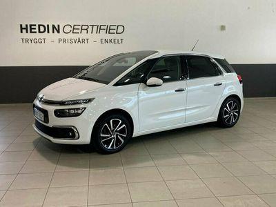 begagnad Citroën C4 Picasso PURETECH 130HK AUTOMAT VINTERHJUL