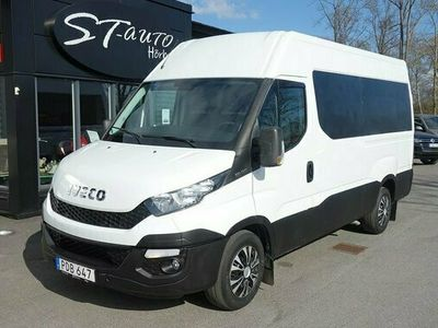 begagnad Iveco Daily DAILY 35S1135s13 2.3 JTD Automat 2015, Transportbil Pris 199 900 kr