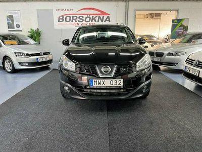begagnad Nissan Qashqai 1.6 dCi Ny Bes Ny Servad (Låg Mil 4750) 130hk