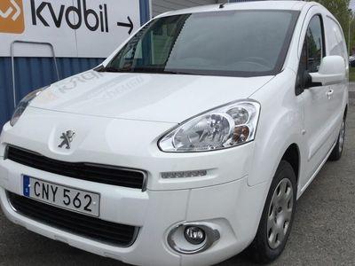 used Peugeot Partner 1.6 e-HDI Skåp (90hk)
