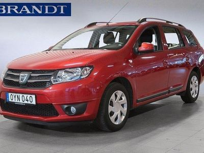 begagnad Dacia Logan MCV 0,9 TCe 90 hk Laureate II