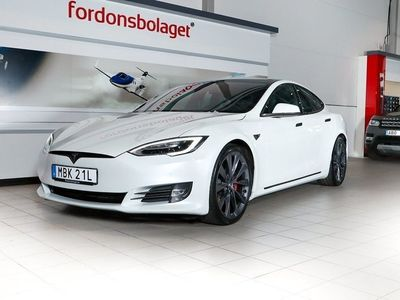 begagnad Tesla Model S Ludicrous Performance 772HK Leasbar