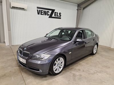 begagnad BMW 330 i Sedan Automat Comfort Dynamic 258hk
