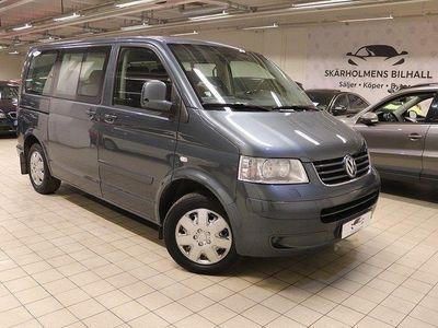 begagnad VW Multivan T5 2.5TDI AUTO 7sits EN ÄGARE NYBES 1000:-