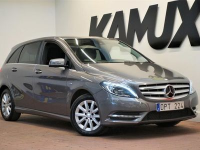 begagnad Mercedes B180 CDI BlueEFFICIENCY Manuell, 109hk, 2012