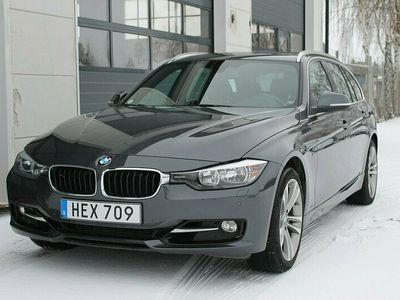 begagnad BMW 328 i AUT xDrive Touring /ALL UTRUSTNING/NAVI/GLASTAK/