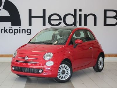 second-hand Fiat 500 1,2 69 hk Lounge