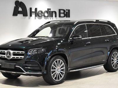 begagnad Mercedes GLS400 D // AMG-Line // Head-up display