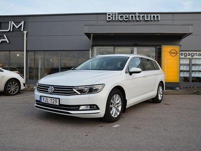 begagnad VW Passat SportsCombi 2.0 TDi, DSG, Värmare, Drag