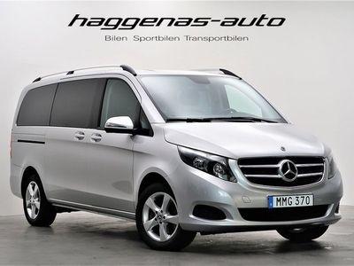 begagnad Mercedes V220 d 4MATIC / 7G-Tronic / 8-sits