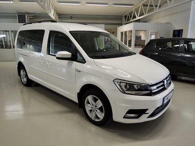 begagnad VW Caddy Maxi Life 4M AdaptivFart/Vär