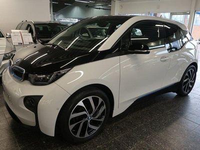 begagnad BMW i3 60 Ah Automat Comfort Advanced 170HK -16