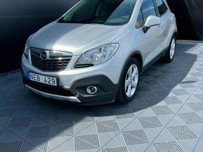 begagnad Opel Mokka 1.6 ecoFLEX 115hk Enjoy+ Kamremssevad
