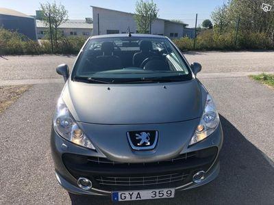 begagnad Peugeot 207 CC 1,6 -08