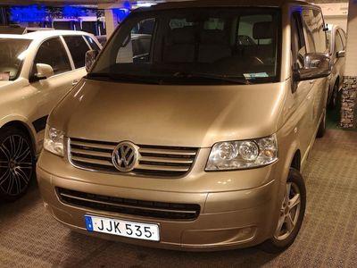 begagnad VW Caravelle 2.5 TDI Automat Comfortline 9-sits drag