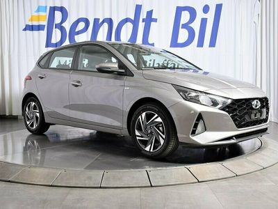 begagnad Hyundai i20 1.0 T-GDI MHEV M6 Euro 6 100hk Essential