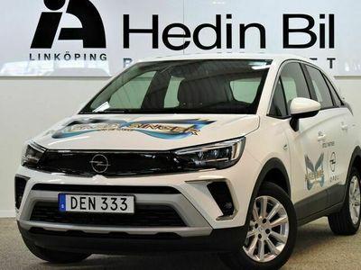 begagnad Opel Crossland X Business Elegance Plus Aut130hk