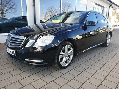 begagnad Mercedes E200 CDI BE BlueEFFICIENCY Classic 136hk