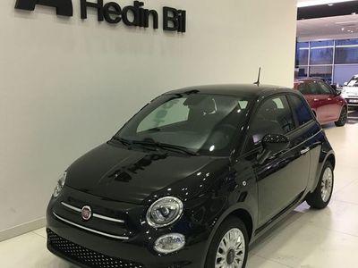 begagnad Fiat 500 Hybrid 1.0 Manuell, 70hk, Panoramatak